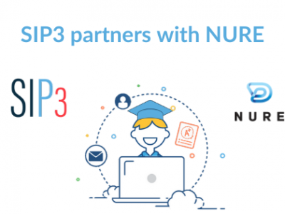 SIP3 Partners with NURE 2020