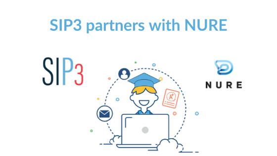 SIP3 Announces Partnership with Kharkiv National University of Radio Electronics in Ukraine
