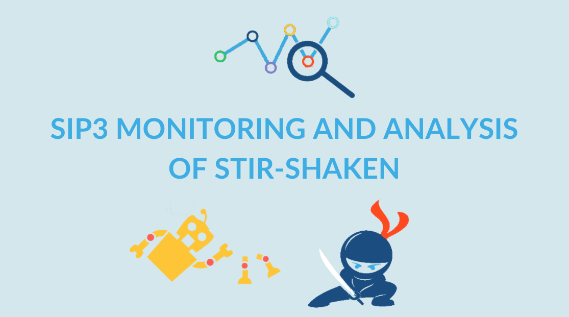 SIP3 Monitoring and Analysis of STIR-SHAKEN